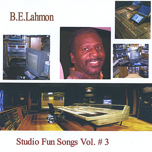 Vol. 3-Studio Fun Songs