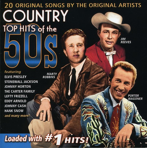 Country Top Hits of the 50's /  Various