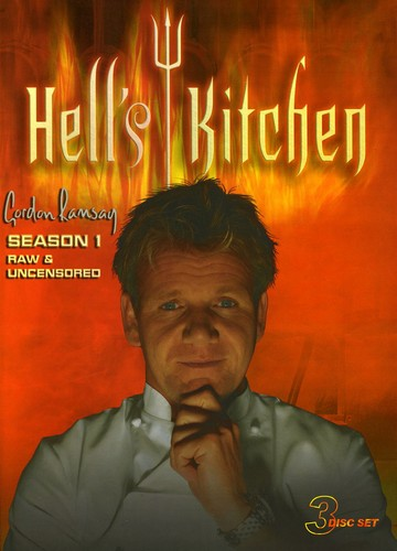 Hell's Kitchen: Season 1 Raw and Uncensored