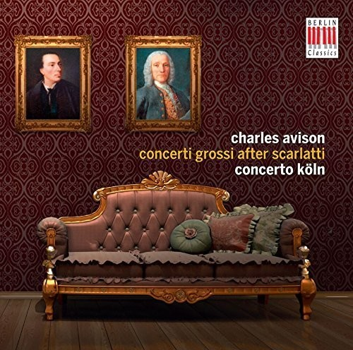 Concertos After Scarlatti