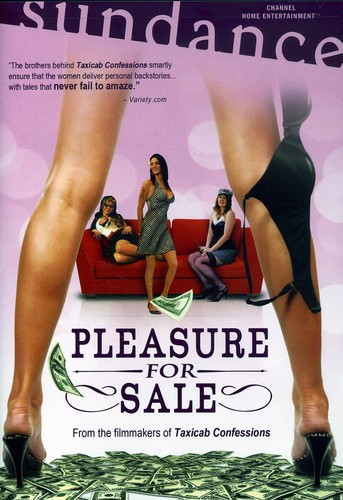 Pleasure For Sale [Amaray]