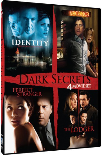 Dark Secrets: 4 Movie Set