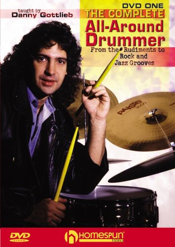 The Complete All-Around Drummer, Vol. 1 [Instructional]