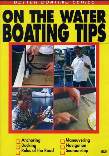 Water Boating Tips