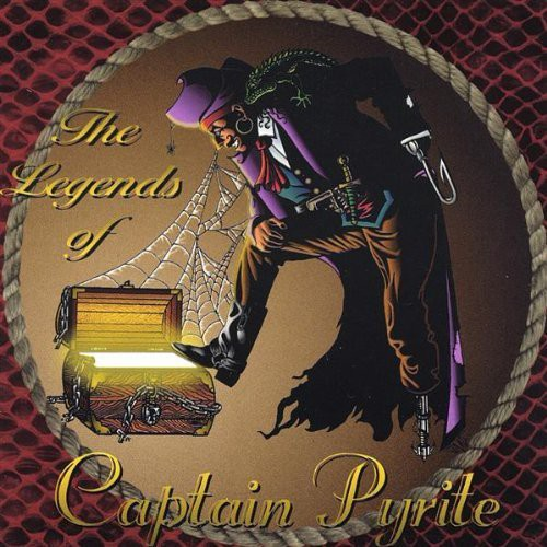 Legends of Captain Pyrite
