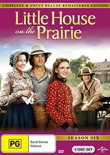 Little House On The Prairie: Season 6 [Import]