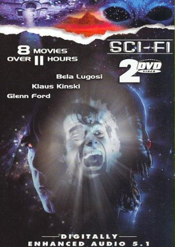 Great Sci-Fi Classics, Vol. 3 [2 Discs] [B&W] [Color] [Slim]