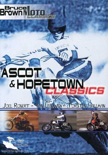 Bruce Brown Moto Classics: Ascot and Hoptetown Classics [Sports]
