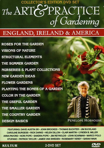 The Art and Practice Of Gardening [2 Discs] [Instructional]