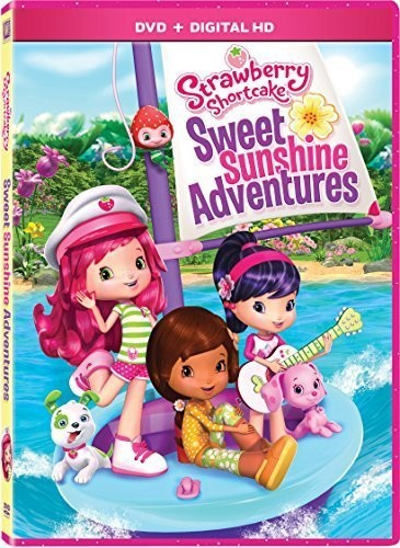 Strawberry Shortcake: Sweet Sunshine Adventures