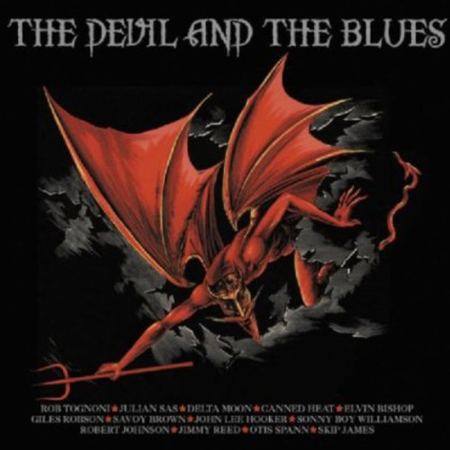 Devil & the Blues /  Various