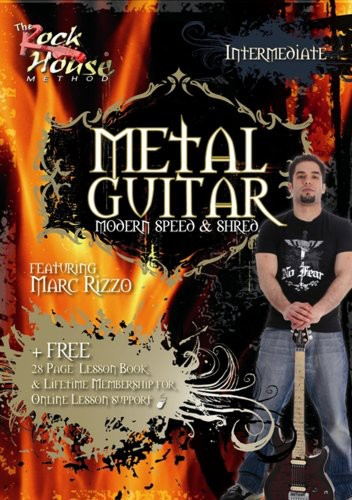 Metal Guitar Modern Speed and Shred: Intermediate