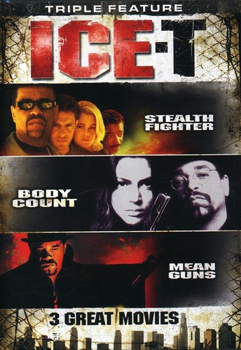 Ice-T Triple Feature [3 Discs] [Sensormatic] [Checkpoint]