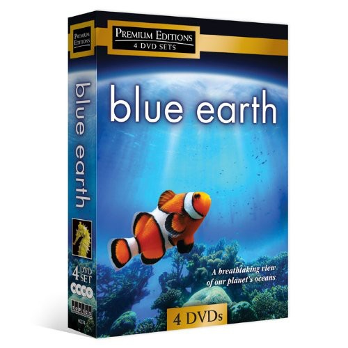 Blue Earth [Premium Editions] [Box Set] [4 Discs]