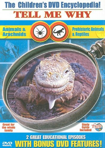 Animals and Archnids and Prehistoric Animals and Reptiles