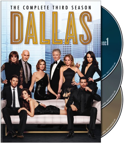 Dallas: The Complete Third Season (Final Season)