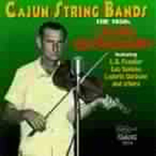 Cajun String Bands 1930's: Cajun Breakdown /  Various