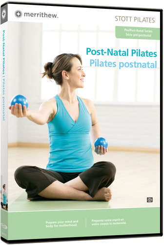 Post Natal Pilates [English/ French Packaging]