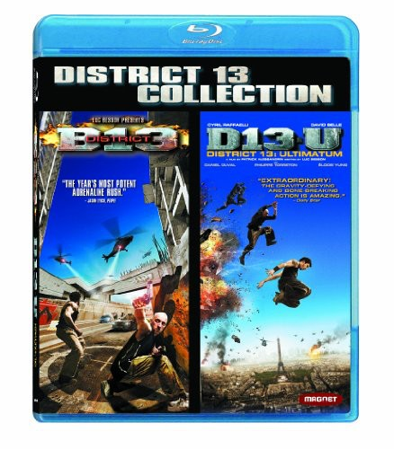 District B-13/ District 13: Ultimatum [Widescreen] [Subtitled] [Dubbed]