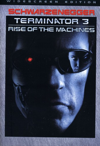 Terminator 3: Rise Of The Machines [WS] [With Terminator 4 Movie Cash]