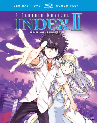 A Certain Magical Index II - Season Two