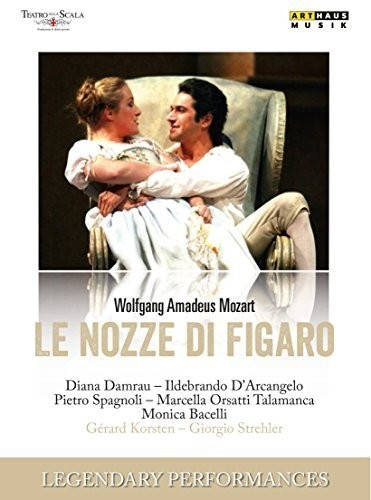 Le Nozze Di Figaro (Legendary Performances)