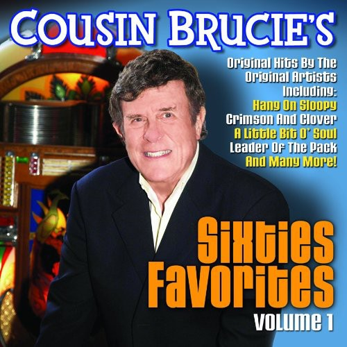 Cousin Brucie's Sixties Favorites, Vol. 1
