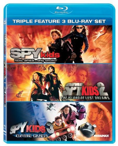 Spy Kids Triple Feature