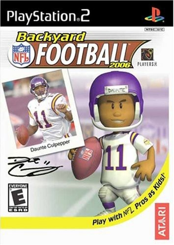 Backyard Football  2006 for PlayStation 2