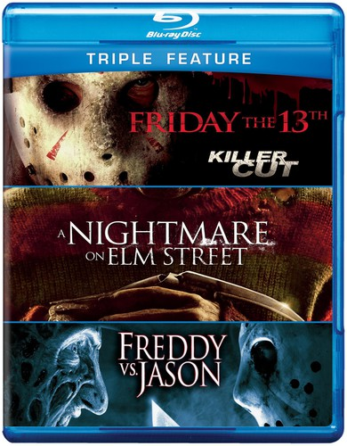 Friday The 13th/ Nightmare On Elm St/ Freddy Vs. Jason