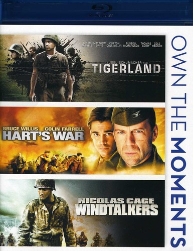 Tigerland /  Hart's War /  Windtalkers
