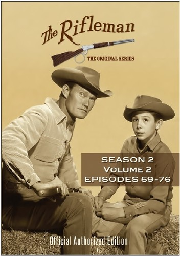 The Rifleman: Season 2 Volume 2 (Episdoes 59 - 76)