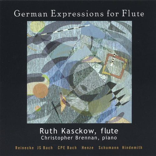French Impressions for Flute