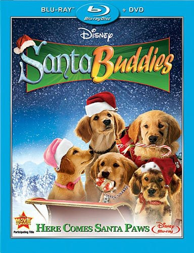Santa Buddies [2 Discs] [With DVD] [Widescreen] [Foil O-Sleeve]