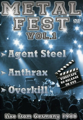 Metal Fest 1: Live from Germany 1986 /  Various