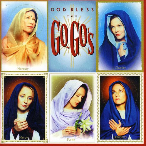 God Bless the Go-Go's [Import]