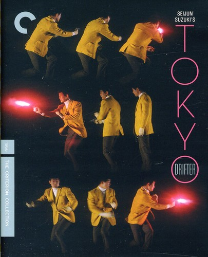 Criterion Collection: Tokyo Drifter [WS]