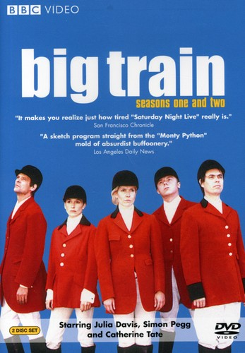 Big Train: Seasons One and Two