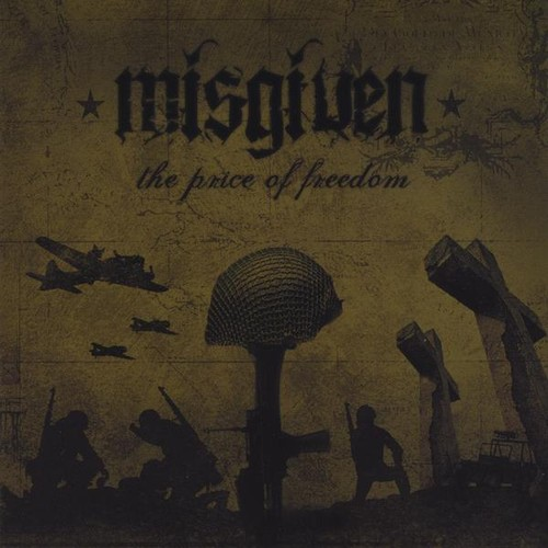 Misgiven : Price of Freedom
