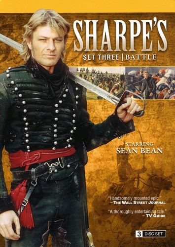 Sharpe's Set Three: Battle