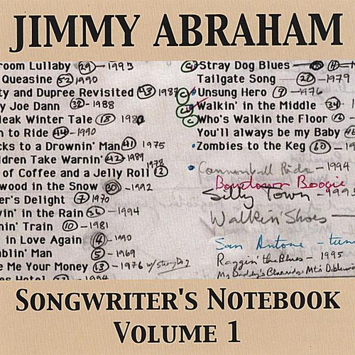 Songwriters Notebook 1