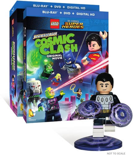 LEGO DC: Cosmic Clash [With Figurine]