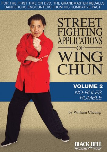 Street Fighting Applications Wing Chun 2: No Rules