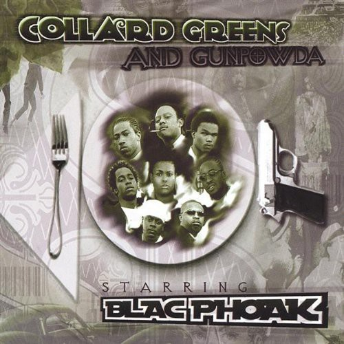 Collard Greens & Gunpowda