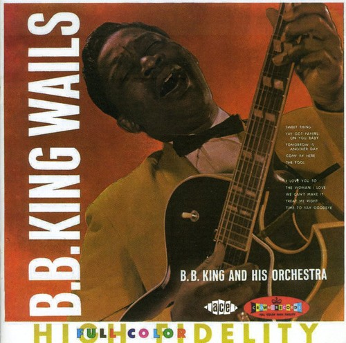 B.B. King Wails 2: Crown Series [Import]