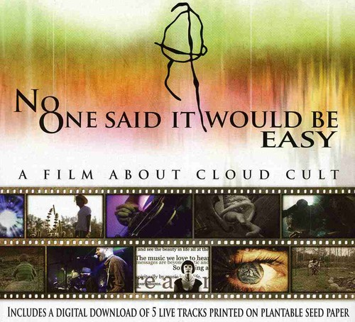No One Said It Would Be Easy: A Film About Cloud Cult [Digipak]
