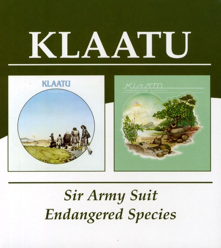Sir Army Suit /  Endangered Species [Import]