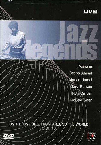 Jazz Legends Live 3 /  Various