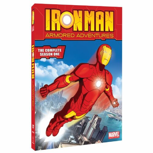 Iron Man: Armored Adventures: The Complete Season One