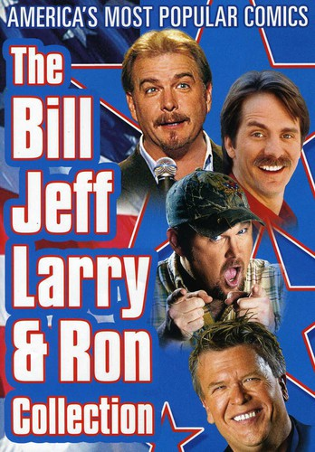 Bill Jeff Larry & Ron Box Set